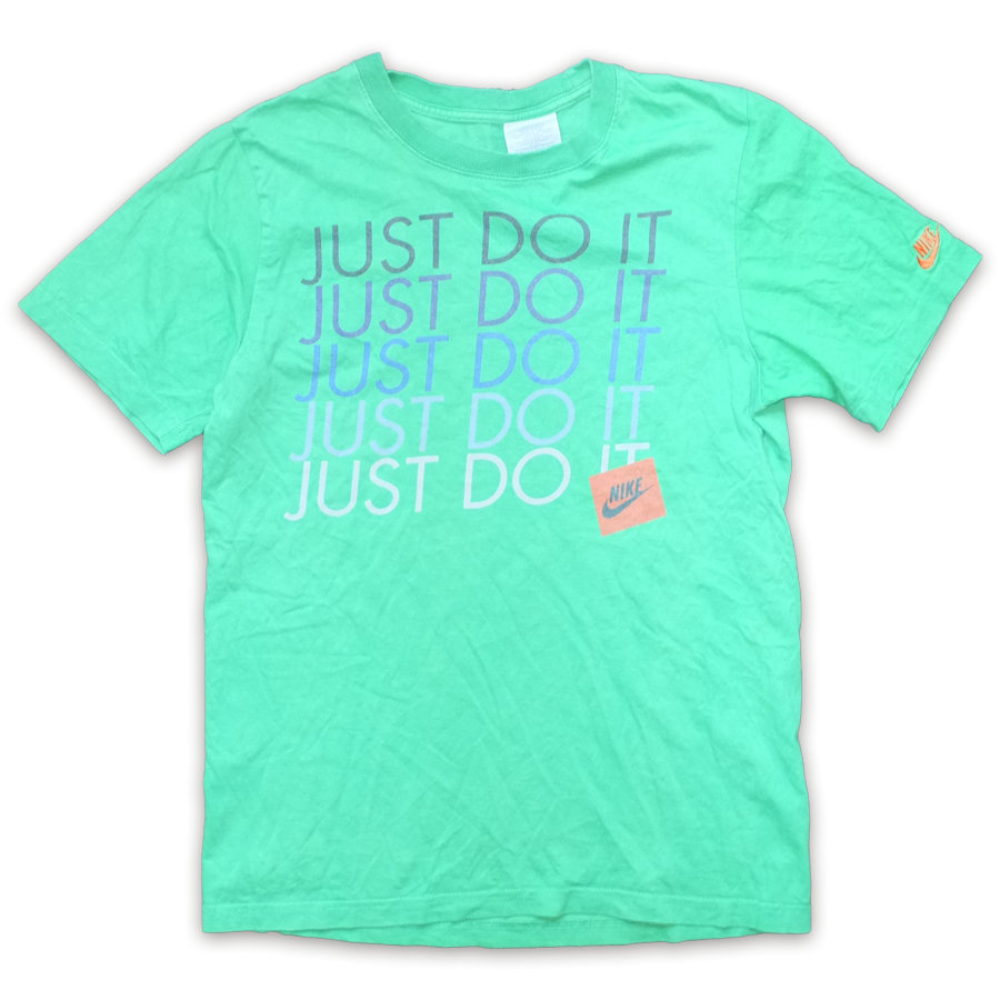 Nike Just Do It T-Shirt Small