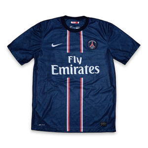 los angeles 72b1d 19c6b Vintage David Beckham PSG Nike Jersey Medium – Double Double ...