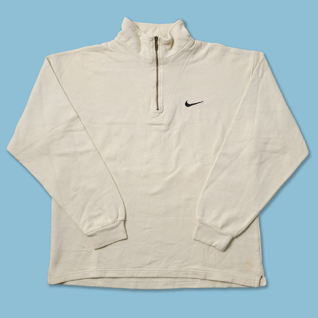 Vintage Nike Q-Zip Sweater Small / Medium