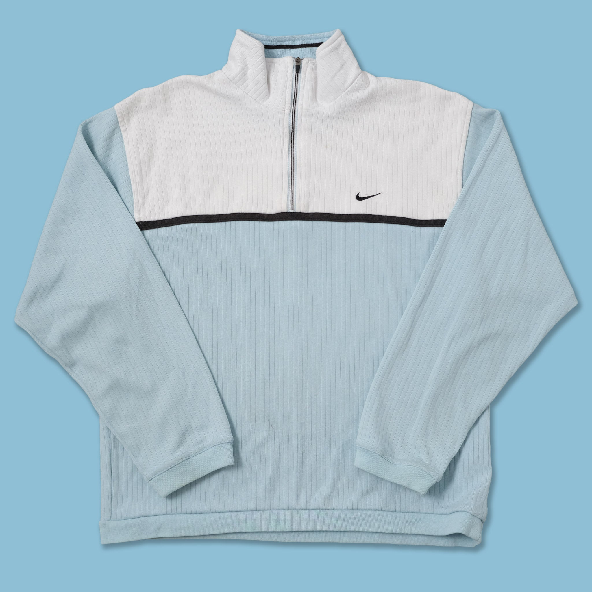 Vintage Nike Q-Zip Sweater XS / Small