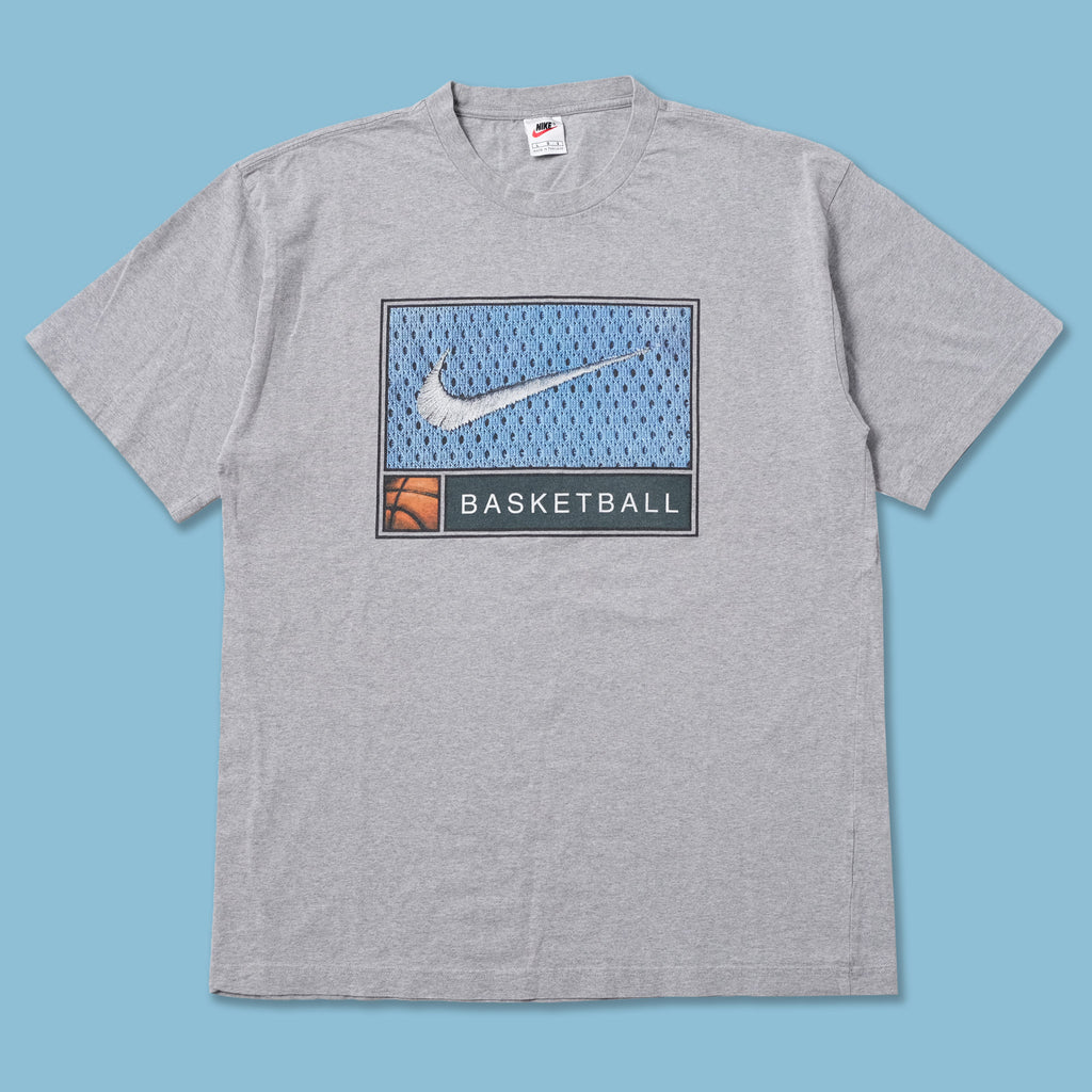 Vintage Nike Basketball T-Shirt Large