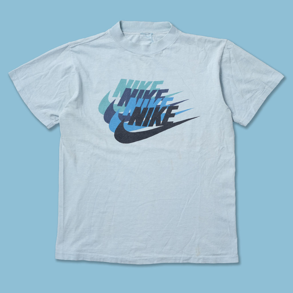 Vintage 70s Nike Logo T-Shirt Small / Medium
