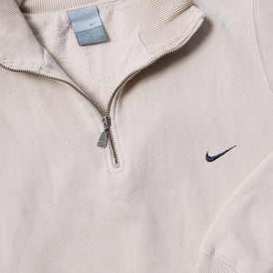 Vintage Nike Q-Zip Sweater Small