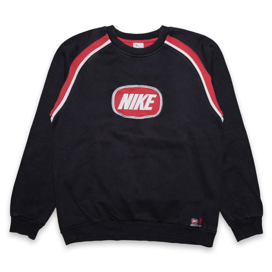 Vintage Nike Pill Logo Sweatshirt Medium