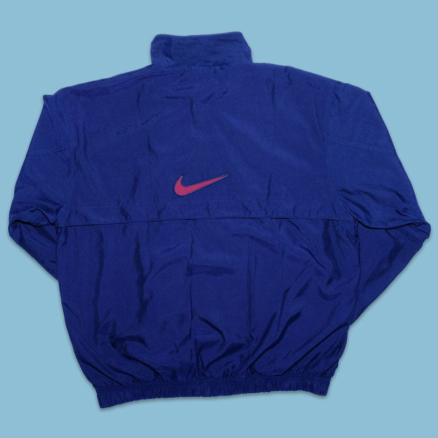 Vintage Nike Trackjacket Medium - Double Double Vintage