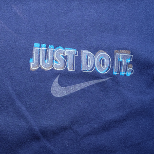 Vintage Nike Just Do It T-Shirt Small - Double Double Vintage