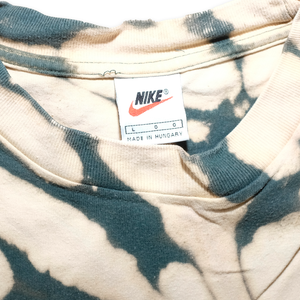 Nike T-Shirt Bleach Large