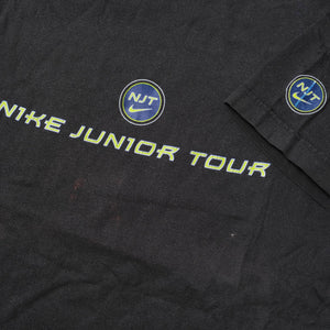 Vintage Nike Junior Tour T-Shirt Large / XLarge