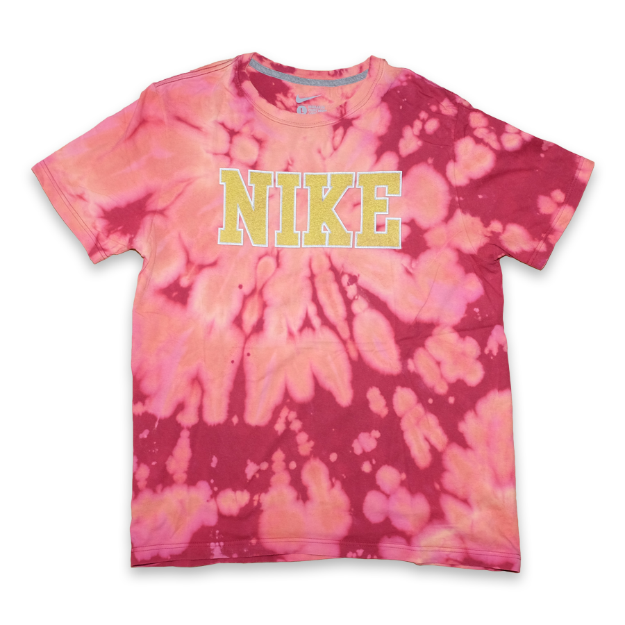 Nike Bleach T-Shirt Large