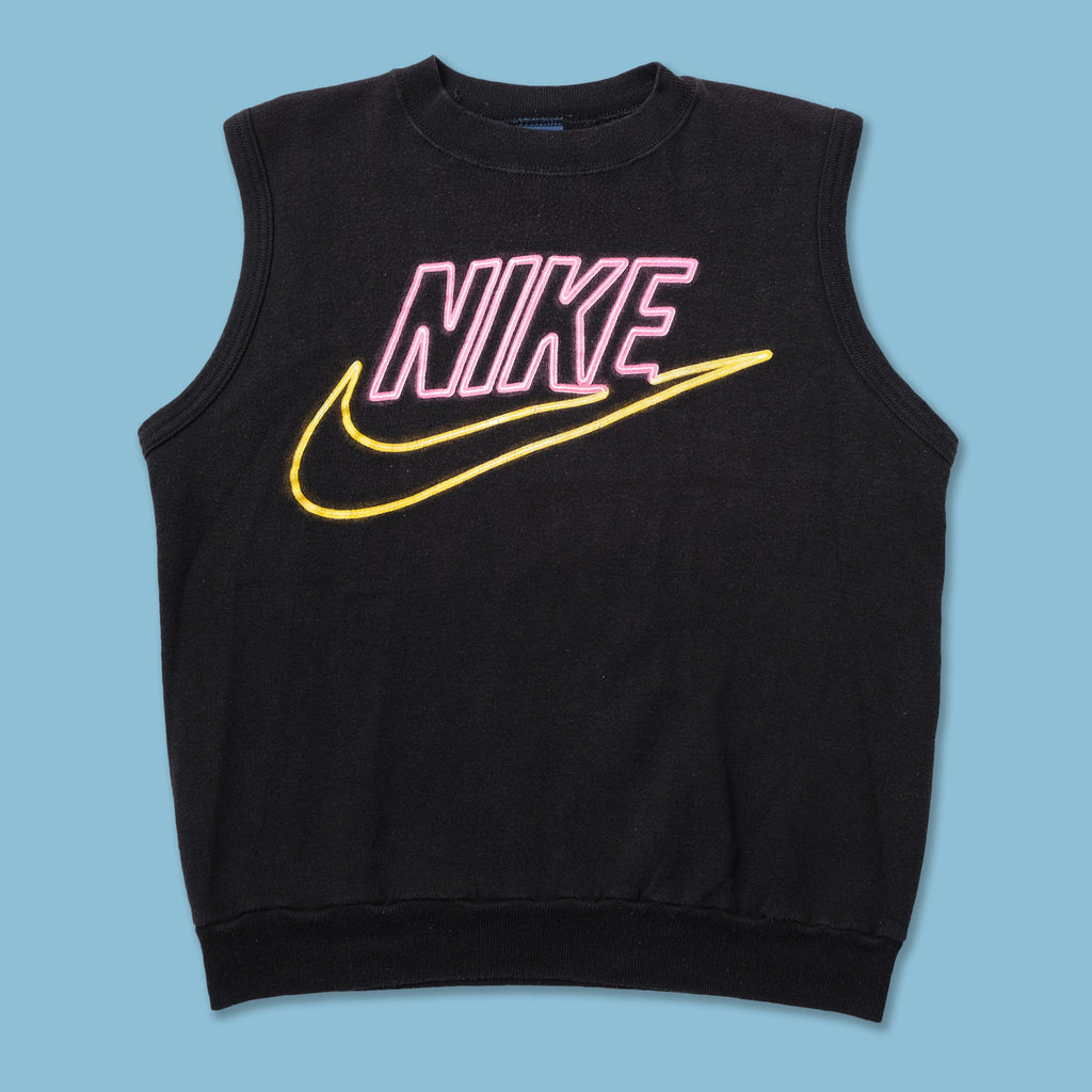 Vintage 80s Nike Sweater Vest Small / Medium