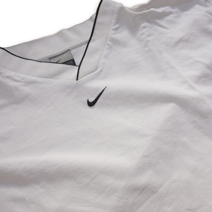 Nike Mini Swoosh T-Shirt Large - Double Double Vintage