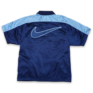 Vintage Nike Shooting Shirt Medium - Double Double Vintage