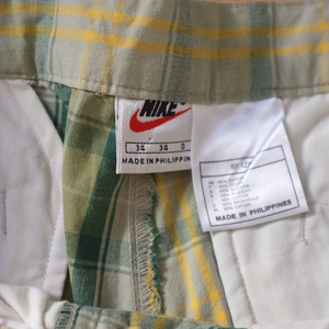 Vintage Nike Tennis Shorts 34 / Large