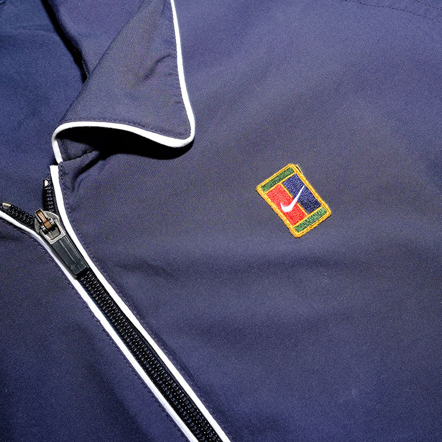 Vintage Nike Tennis Trackjacket Small