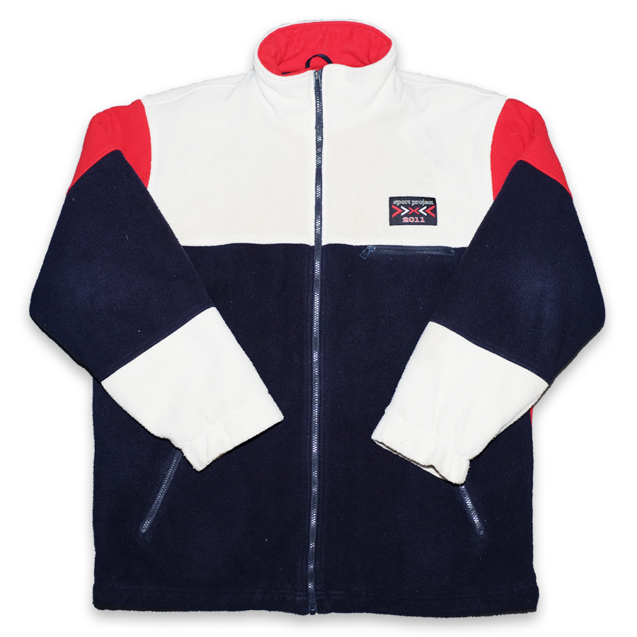 Vintage Fleece Jacket XLarge
