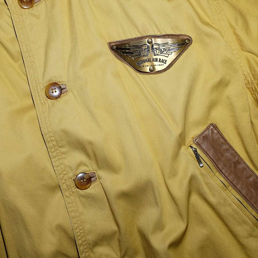Vintage Flight Bomber Jacket Medium