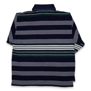 Vintage Polo Striped Longsleeve Large - Double Double Vintage