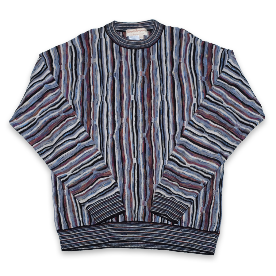 Vintage Norm Thompson Coogi Style Sweater Medium