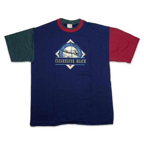 Vintage Clearwater Beach T-Shirt
