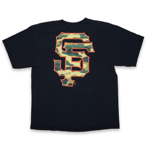 Vintage SF Giants T-Shirt XLarge - Double Double Vintage