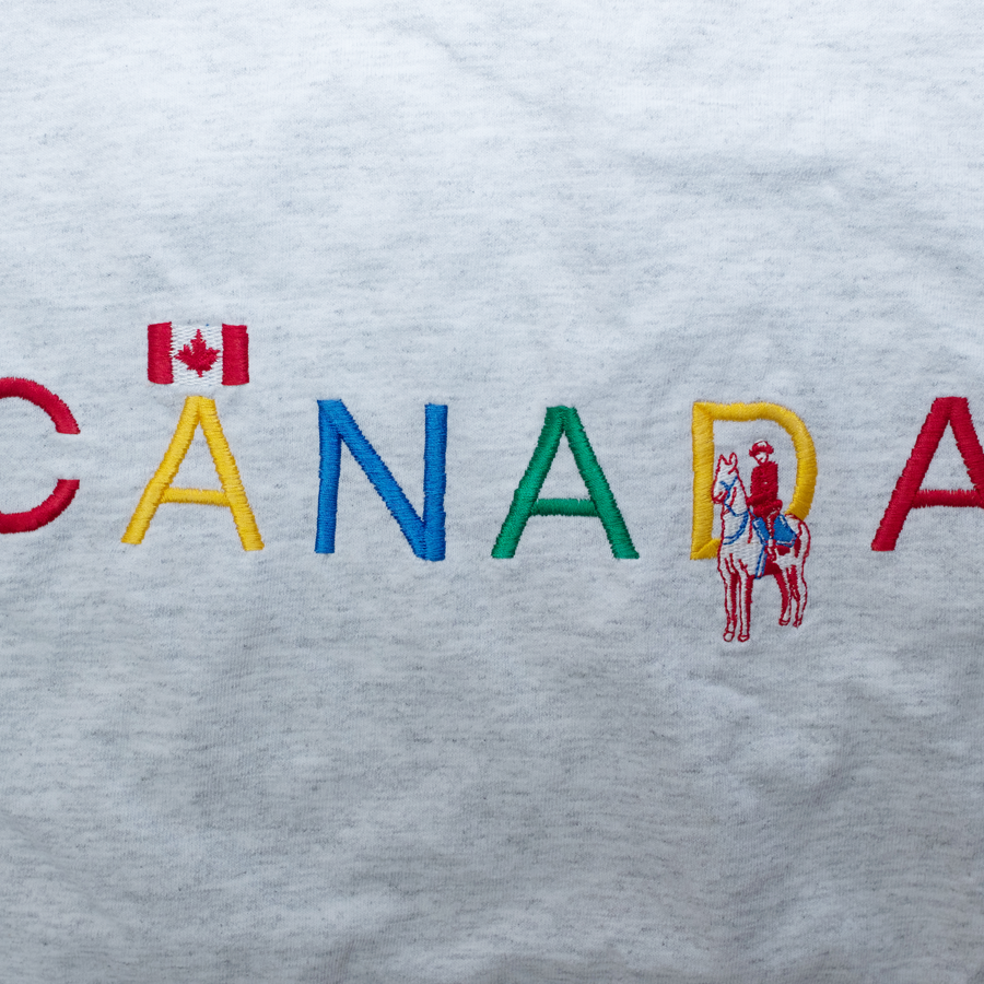 Vintage Canada T-Shirt Large