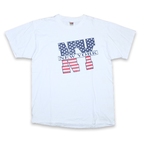 Vintage New York T-Shirt Large