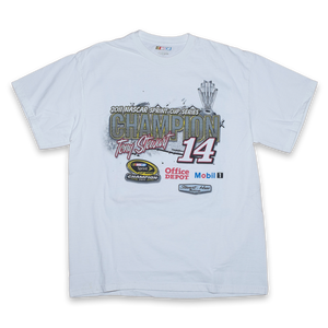 Vintage Nascar Racing T-Shirt Large