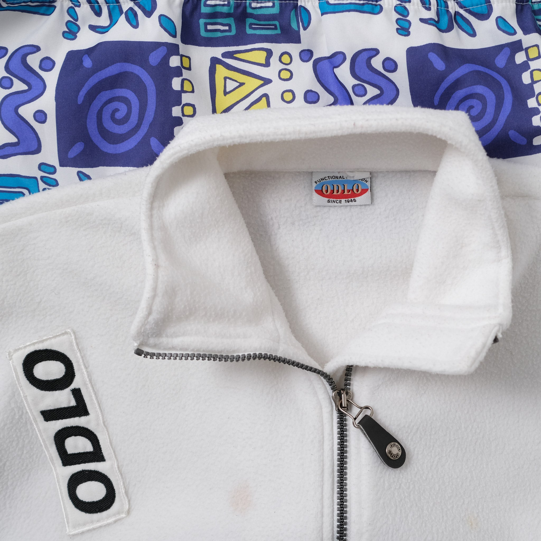 Vintage Odlo Fleece Large / XLarge