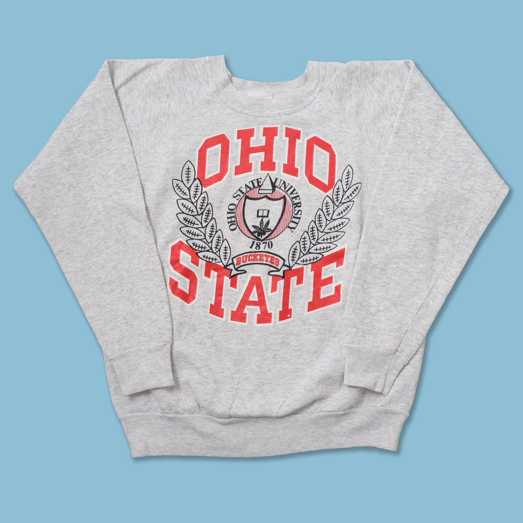 Vintage Ohio State Buckeyes Sweater Small