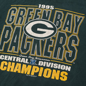 Vintage 1995 Greenbay Packers Sweater XLarge