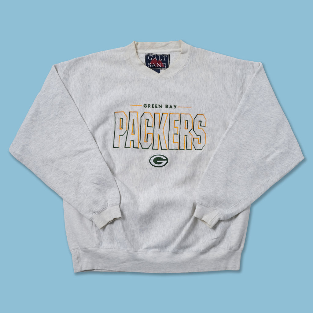 Vintage Greenbay Packers Sweater Large / XLarge