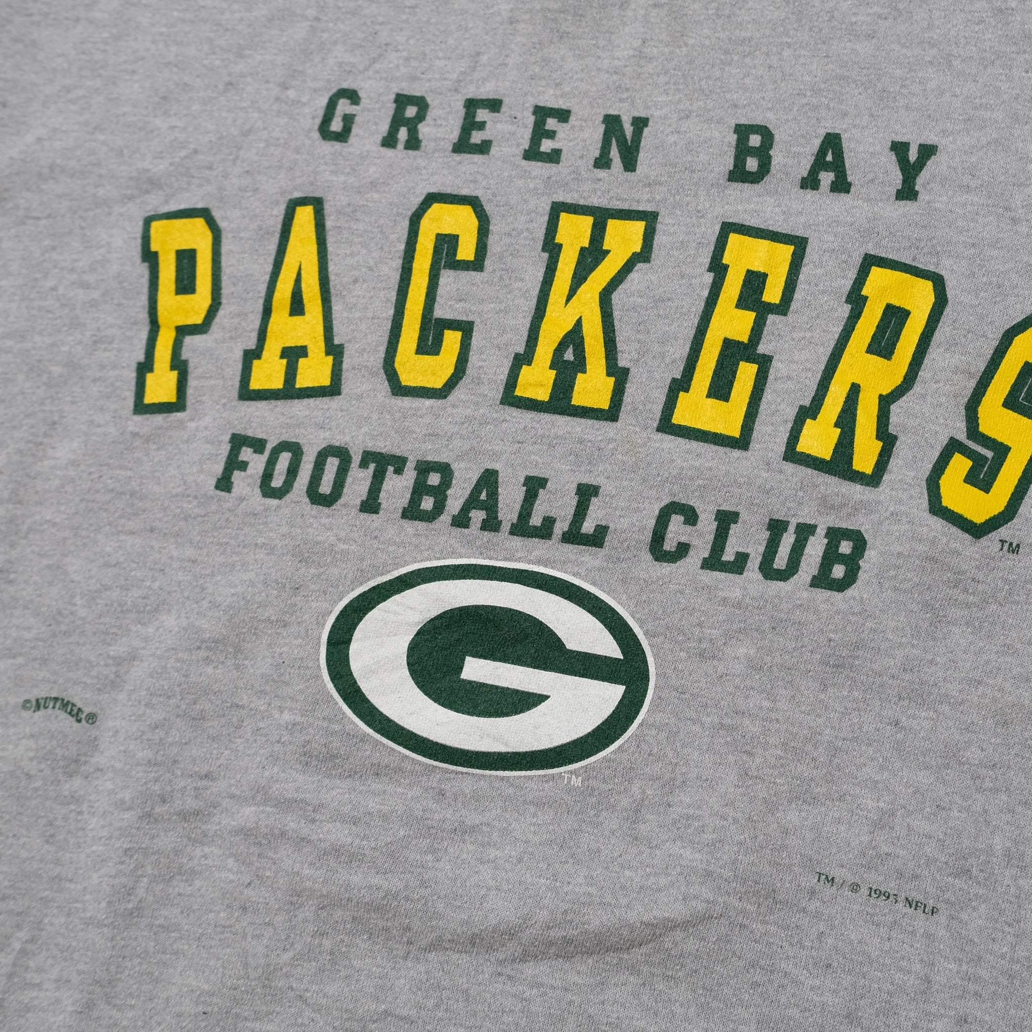 Vintage 1995 Greenbay Packers Sweater Large
