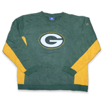 Vintage Reebok Greenbay Packers Sweater Large