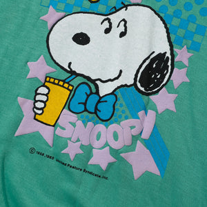 Vintage Deadstock Snoopy Sweater Large