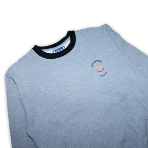 Vintage Polo Crewneck Medium - Double Double Vintage