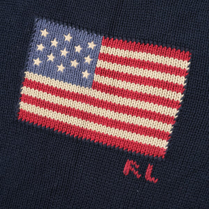 Vintage Polo Ralph Lauren USA Women's Sweater Small