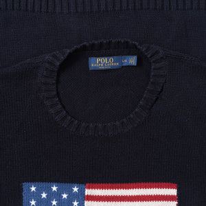 Vintage Polo Ralph Lauren USA Sweater Large