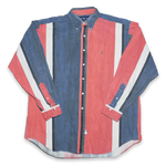 Polo Ralph Lauren Striped Shirt XLarge