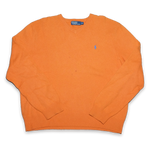 Vintage Polo Ralph Lauren V-Neck Sweater Large
