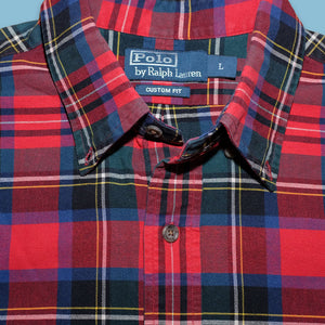 Polo Ralph Lauren Button Down Shirt Large