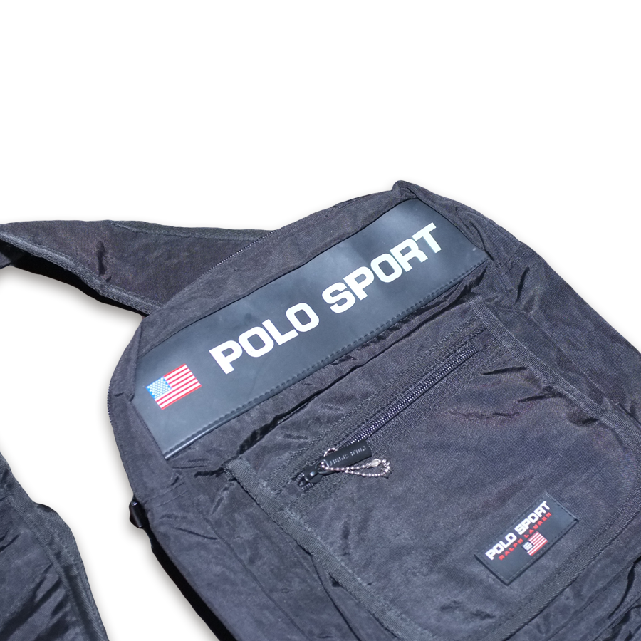 Polo Sport Shoulder Bag - Double Double Vintage
