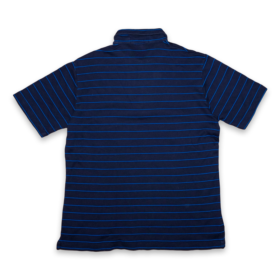 Polo Sport Ralph Lauren Striped Poloshirt Navy/Blue