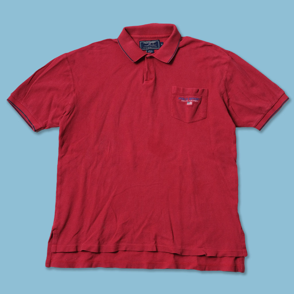Vintage Polo Sport Polo Medium / Large