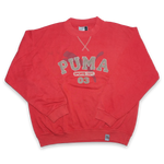 Vintage Puma Sweater Large