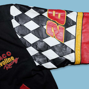 Vintage Texaco Havoline Racing Jacket Large