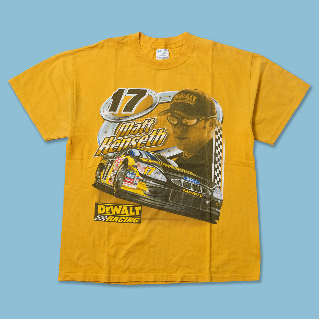 Vintage Matt Kenseth Racing T-Shirt Large
