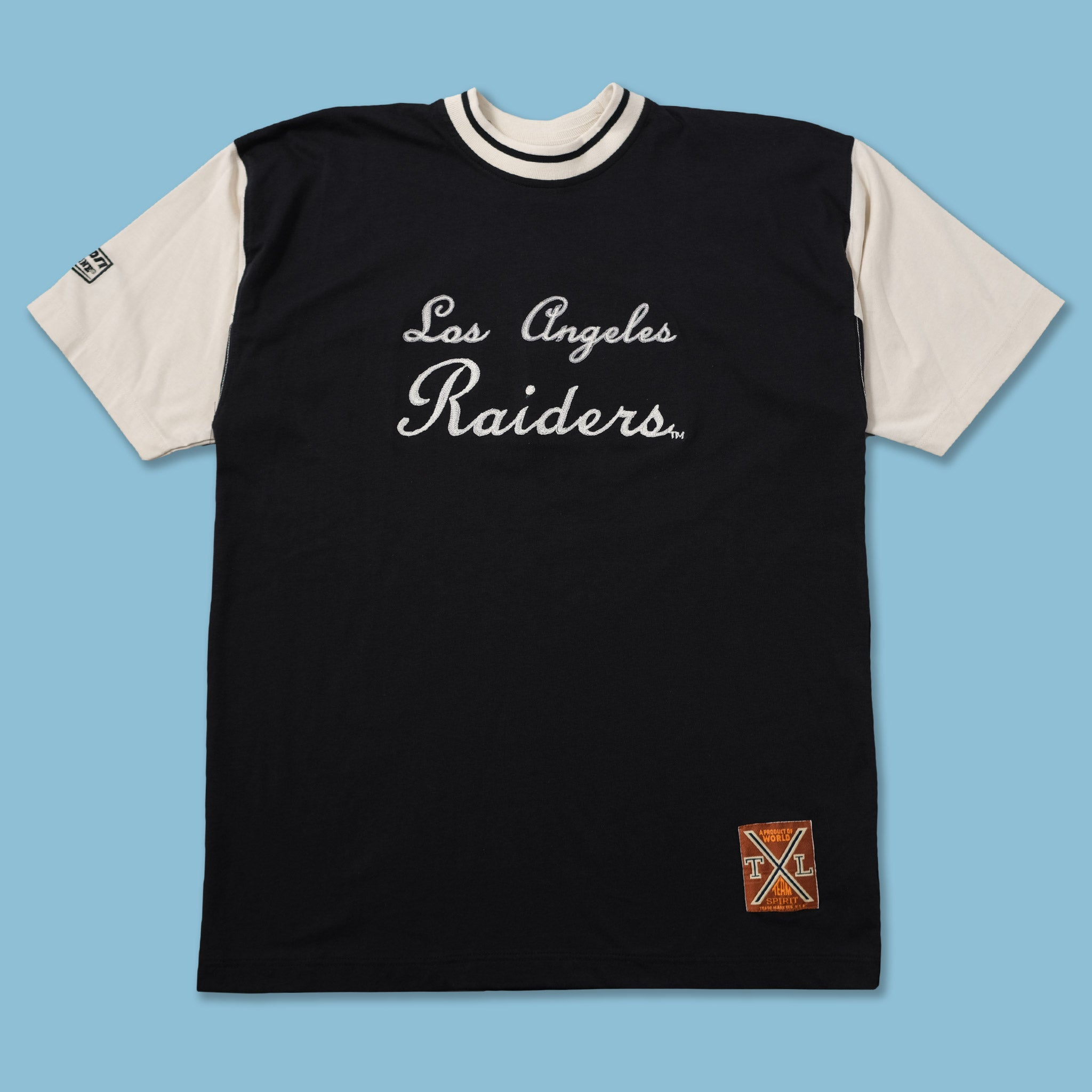 Vintage Deadstock Los Angeles Raiders T-Shirt XLarge