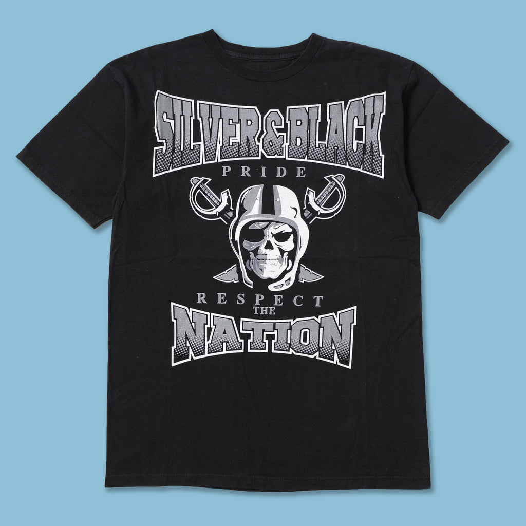 Oakland Raiders T-Shirt Medium