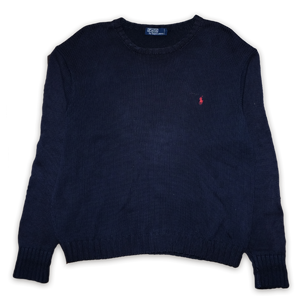 Polo Ralph Lauren Sweater Large / XLarge - Double Double Vintage