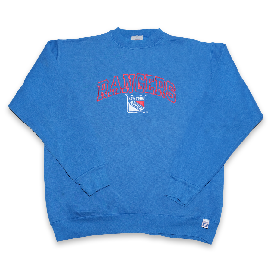 Vintage New York Rangers Sweater Large